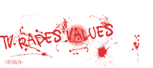 Titelbild TV rapes values